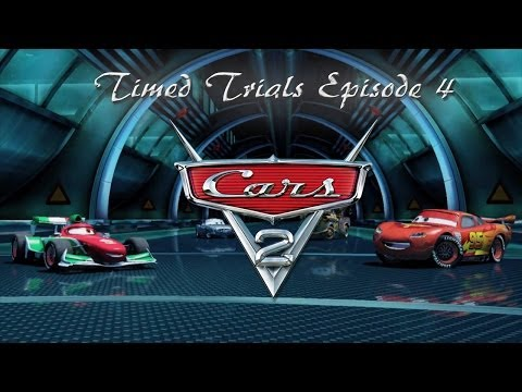 Timed Trials: Episode 04 - Cars 2 | Too Much Gaming