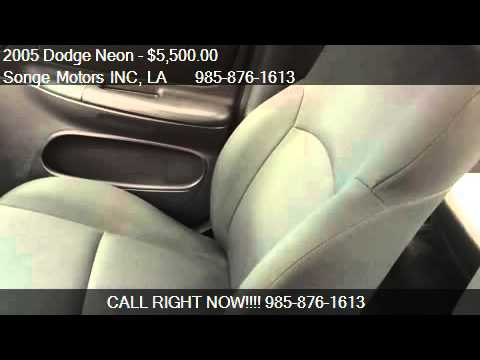 2005 Dodge Neon SE 4dr Sedan for sale in Houma, LA 70364 at