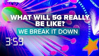 We break down what 5G will really be like (The 3:59, Ep. 475) - CNETTV