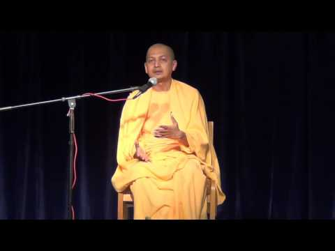 Swami Sarvapriyananda on Introduction to Meditation