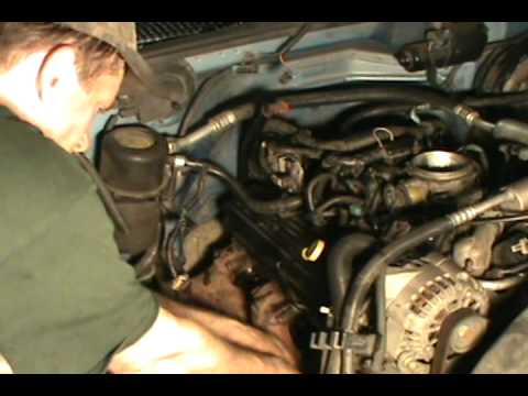 part 6, Vortec 5.7 350 head gasket, water pump &amp; timing chain replacement, Chevy/ GMC