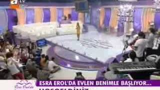 Esra Erol&#8217;da Evlen Benimle 17 Eyll 2012