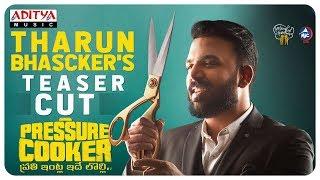 Tharun Bhascker Edits Teaser For Pressure Cooker Movie | Sai Ronak | Preethi Asrani - ADITYAMUSIC