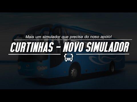 CURTINHAS PLUS - NOVO SIMULADOR DE ÔNIBUS