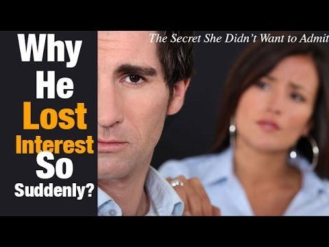 Why He Lost Interest So Suddenly? The Secret She Didn't Want to Admit @TonyaTko #TkoAdviceHour
