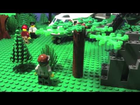 Lego Police Movie - The Forest Heist