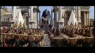 Cleopatra Part 9 (1963) Cleopatra enters Rome.avi view on youtube.com tube online.