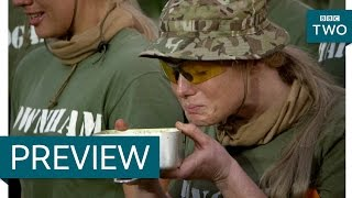 Drinking stomach juice - Special Forces: Ultimate Hell Week Episode 1 Preview - BBC Two - BBC