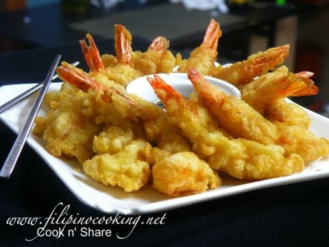 Shrimp Tempura
