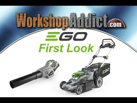 Lawn Power Tools: EGO Power + 56 Volt
