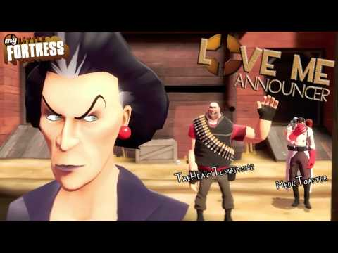 Team Fortress 2 Character Voice Remixes