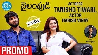 Bailampudi Movie Actors Tanishq Tiwari & Harish Vinay Interview - Promo | Talking Movies With iDream - IDREAMMOVIES