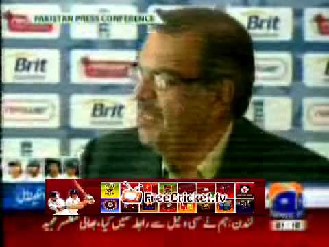 pakistan cricket team match fixing allegation report by geo news a very detailed report