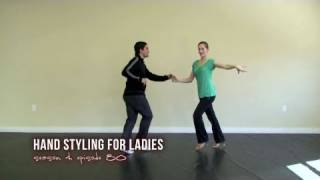 Ladies Styling for Salsa Dancing