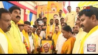TDP Mini Mahanadu At Kadapa | TDP Srinivasulu Reddy | CVR News - CVRNEWSOFFICIAL
