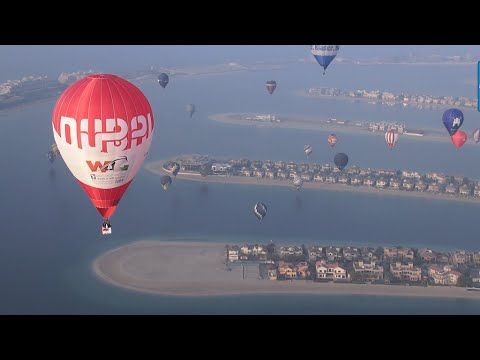FAI World Air Games Dubai 2015 Day 5 Highlights | #SkydiveDubai