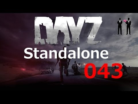 DayZ Standalone [Deutsch/HD] #043 - so gibt man ein Bloodbag • Let´s Play DayZ
