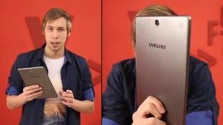 Обзор планшета Samsung Galaxy Tab A (T555)