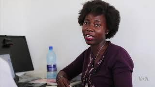 Solar Panels Transform Lives at Kenyan Refugee Camp - VOAVIDEO