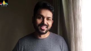 Karthi invites audiences to Chinna Babu in USA | Sayyesha | Sri Balaji Video - SRIBALAJIMOVIES