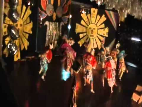 TINKUS JUKUMANI - AFRO 2012  -  26 de febrero gran final