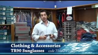 Γυαλιά Ηλίου TR90 - YouTube 2acf6c1b7eb