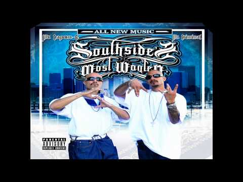 Mr. Criminal & Mr. Capone-E- It's All I Know (NEW 2011) -SouthSide's Most Wanted-