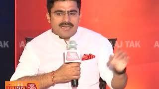 Vishwas Sarang: Shivraj जी की सरकार में पहली बार कृषि कैबिनेट की शुरुआत हुई | #PanchaayatAajTak - AAJTAKTV