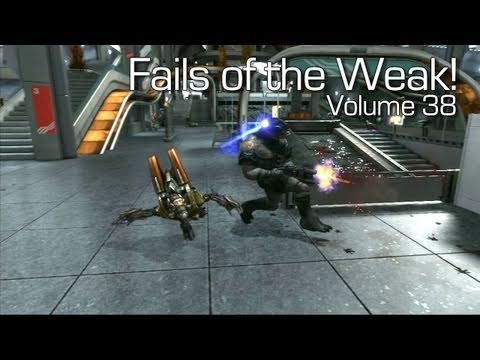 Halo: Reach - Fails of the Weak Volume 38 (Funny Halo Screw-Ups and Bloopers)
