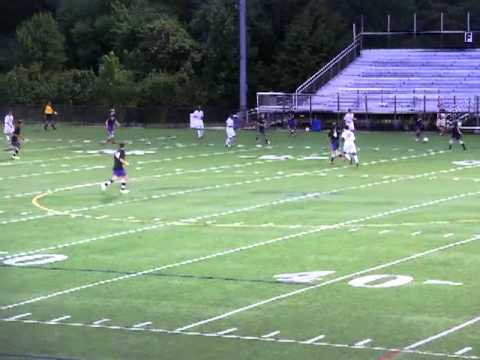 Blair Soccer vs Gonzaga Aug 2013 clip 4