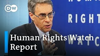 Human Rights Watch report 2019: A brighter future for human rights? | DW News - DEUTSCHEWELLEENGLISH