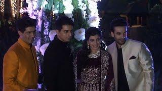 Bollywood gathers at Manish Malhotra's niece Riddhi's sangeet - IANSINDIA