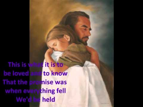 Held/ Natalie Grant Lyrics