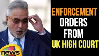 Vijay Mallya Faced Enforcement Orders from UK High Court Judge | Mango News - MANGONEWS