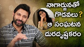 Sumanth on issues with Nagarjuna, Manam not getting Nandi Awards, Malli Raava | Exclusive Interview - IGTELUGU