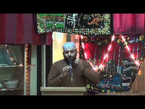 ahmed ali hakim rubaiyat by muhammad shazad(part1)new mehfil e naat in greece 20-10-2013