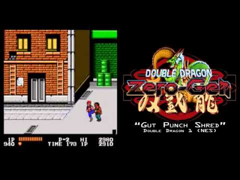 Gut Punch Shred (DOUBLE DRAGON)