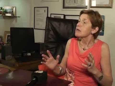Violencia en la Administración Pública. Entrevista Susana Treviño Ghioldi. 21 01 15.