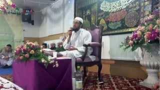 Hafiz Ahsan Amin in Valby Denmark 2013