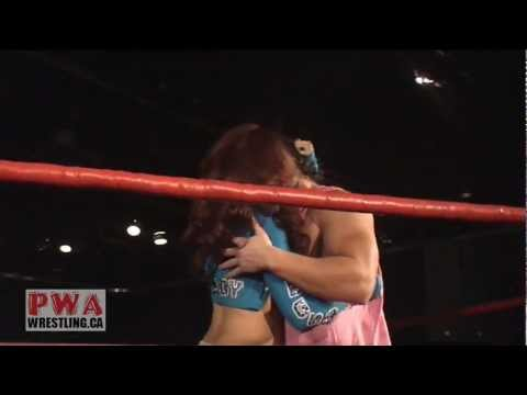 Maria Kanellis vs. Dusty Adonis.