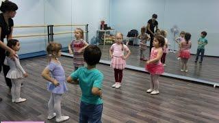Ритмика и основы хореографии. Занятия для детей 3-4 года. Преподаватель: Юлия Синявская