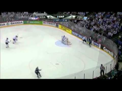 Team USA Failed to Capitalize on Good Forechecking vs. Finland.mp4