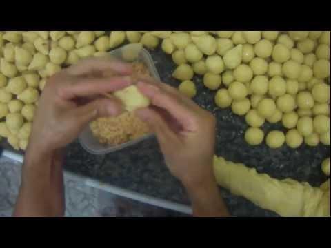 máquina de fazer coxinha