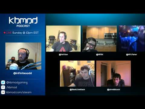 KBMOD Podcast - Episode 95 (In Which BlackliteAttack has the Best Stroke)