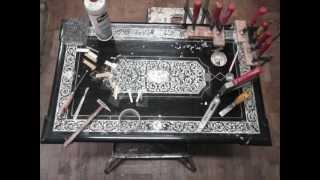 Tisch Restaurieren In Nur 2 Minuten
