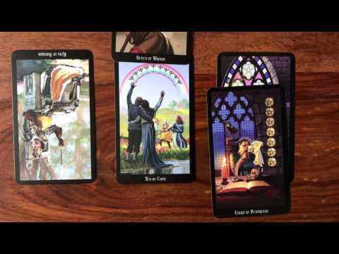 Daily Tarot Reading for 20 May 2017 | Gregory Scott Tarot