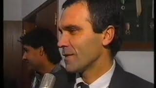 Raul Águas novo treinador do Sporting em 1989/1990