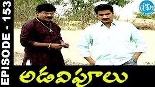 Adavipoolu    Episode 153    Telugu Daily Serial - IDREAMMOVIES