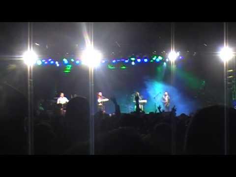 Un meteoro apareció en pleno show de Los Tekis en Salta