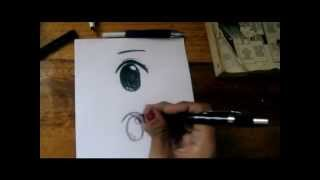 How+to+draw+anime+boy+eyes+step+by+step